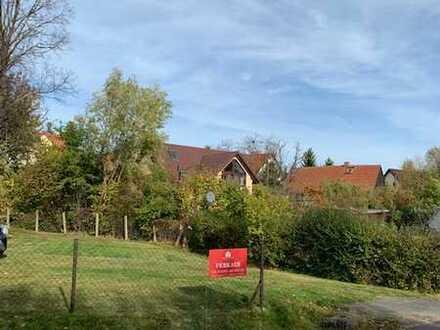 Großzügiges Baugrundstück in naturnaher Dorflage Königshain für EFH