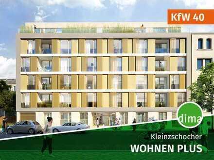 VERKAUFSSTART   Wohnen + Arbeiten   KfW-40-Neubau   Flexibel   Balkon   Hochwertige Ausstattung   TG