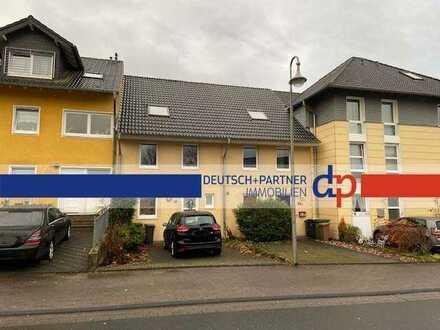 Hennef-Sieg: ERSTBEZUG nach vollständiger Sanierung !! Reihenhaus mit Garten und Fußbode