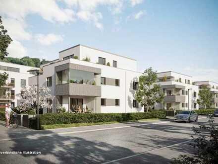 Esslingen-Zell: sehr gut aufgeteilte 4-Zi.-Etagenwohnung | Aufzug | Tiefgarage |