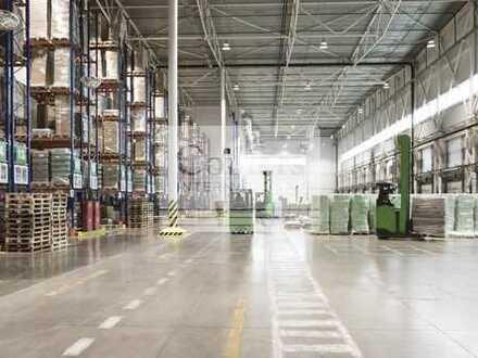 Lager- und Produktionsflächen | Rampen | westlich vom Zentrum