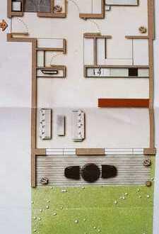 Exklusive 3-Zimmer-EG-Wohnung mit Terrasse, Gartenanteil und Einbauküche in Bad Aibling