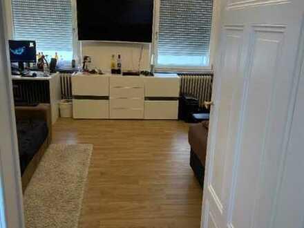 Großes helles & modernes WG-Zimmer in 81qm großer WG Wohnung, direkt am Europaplatz/Zentrum