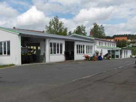 Hollfeld - Werkstätte für PKW und LKW