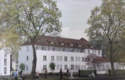 2 Zimmer-Wohnung im 1. OG in einem kernsanierten und denkmalgeschützten Wohnhaus