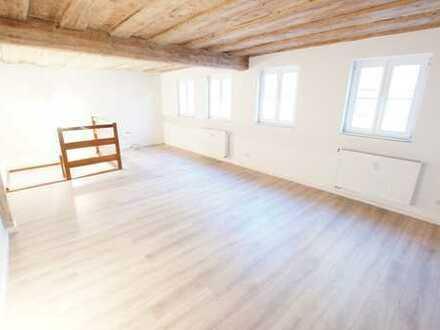 Liebevoll ausgestattete Maisonettewohnung im Fachwerkhaus im Herzen von Altdorf