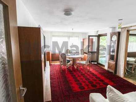 Attraktive 2-Zimmer Wohnung mit großzügigem Balkon und Blick in die Natur