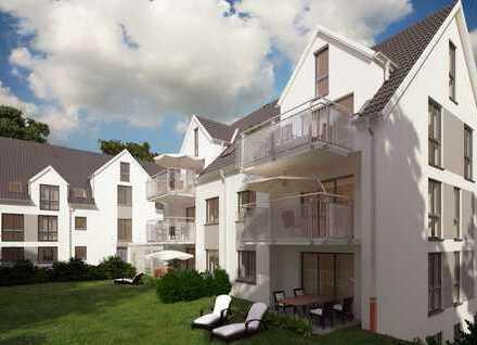 Modernes Wohnen-Neubau von 8 Eigentumswohnungen