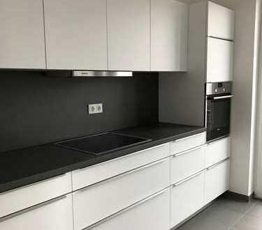 Frankenberger - Höfe • Tolle 4 Zimmer - Wohnung mit 2 Terrassen & Garten, EBK, Parkett & 2 Bäder
