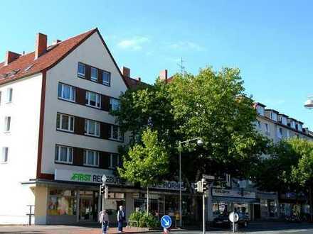Südstadt zentral gelegene- helle 4- Zimmer Wohnung mit Balkon nähe Maschsee