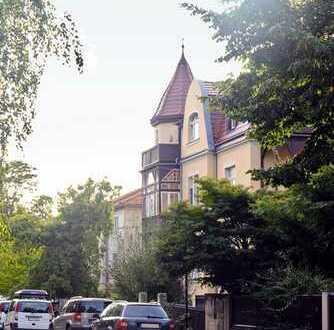 sehr schöne Maisonette-Wohnung in einem villenartigen Wohnhaus im Jugendstil