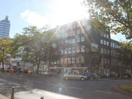 Praxis- / Büroräume in zentraler Lage **direkte Nähe zum Duisburger HBF**