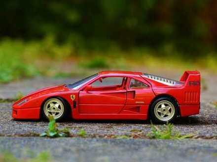 Einen Ferrari fährt auch nicht ein jeder!