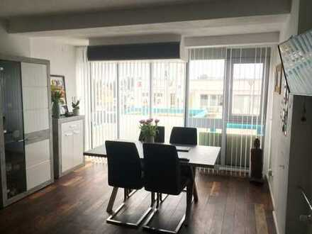 Stilvolle, modernisierte 1,5-Zimmer-Wohnung mit EBK in Bodolz