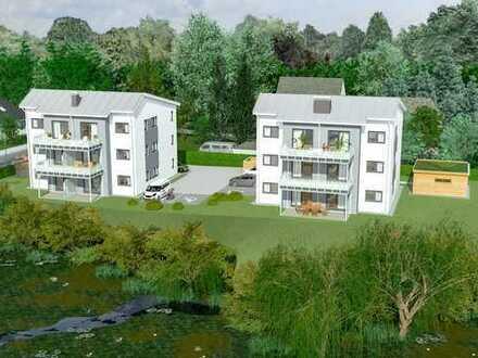 Wohnung A.2: 2 Zimmer im Erdgeschoss mit ca. 69,97 m²