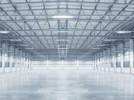"""BAUMÜLLER & CO."" - ca. 50.000 m² Neubau-Logistikfläche - Teilflächenanmietung - 24/7 Andienung!"