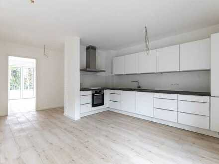 **Mönsheim - Exklusive 3-4-Zi.-Whng. mit offenem Arbeitszimmer (Neubau), Mitteltal am Grenzbach**