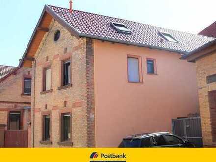 Kleines, gemütliches und kernsaniertes Haus ganz in der Nähe des Otterstädter Rheinarms.