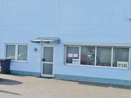 GANESHA-IMMOBILIEN...top Hallenfläche mit Büro und bester Verkehrsanbindung zu vermieten