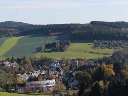 5-Zimmer-Maisonette-Wohntraum mit eigenem Garten und Stellplätzen in Thalheim/Erzg.