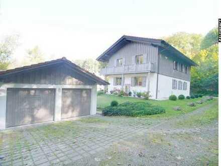 2 Familien Architektenhaus in Grafrath S-Bahnlinie S4