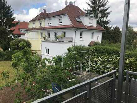 Vollständig renovierte 3-Zimmer-Wohnung mit Balkon und EBK in Heilbronn