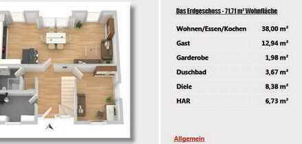 E55 Effizienz-Villa: Living 4 Future!