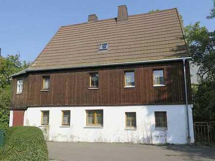 Einfamilienhaus in Brand-Erbisdorf (bei Freiberg)