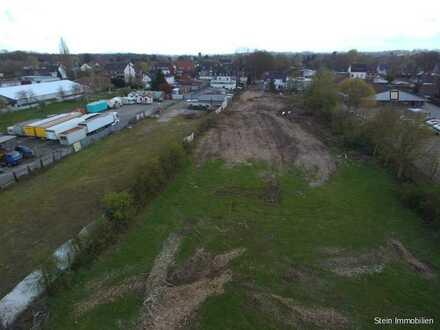 Gewerbegrundstück in Oberhausen Klosterhardt ca. 9.400 m² groß • teilbar ab 1.400 m²