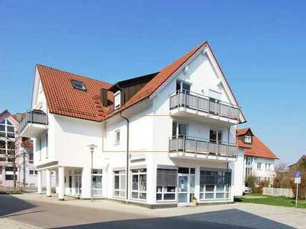 Entdecken Sie Ihr neues Zuhause: 2 Zimmer mit Balkon und TG-Stellplatz