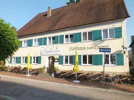 Historisches Gasthaus mit Restaurant und Betreiberwohnung in bester Lage