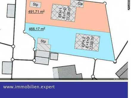 Grundstück für EFH in einem Ortsteil von Starnberg