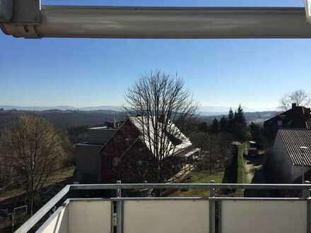 Gepflegte 4-Zimmer-Maisonette-Wohnung mit Balkon und EBK in Baltmannsweiler