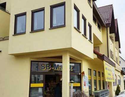 Laden - SB-Markt mit Metzgerei