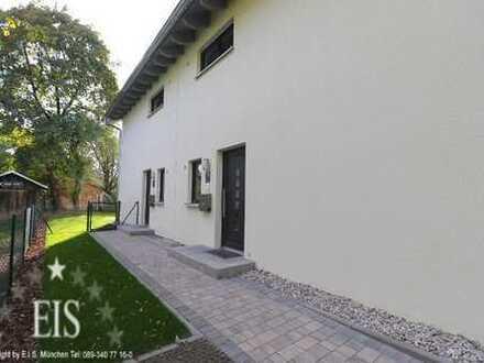 4 Zim.-DHH mit Galerie in PASING * Neuwertig, Garten, Terrasse & in ruhiger Lage *