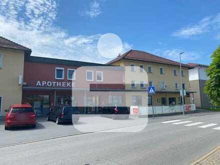 4-Zimmer-Wohnung im Zentrum von Büchlberg