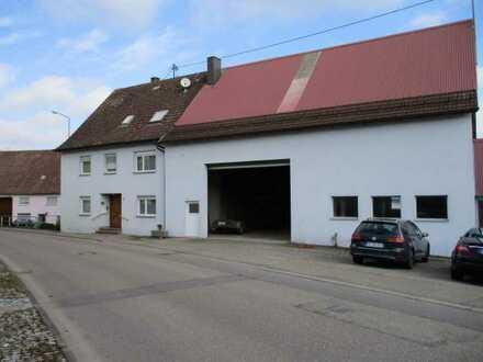 Familienglück auf 200qm - großes Nebengebäude - ruhige Lage - Ausbaupotential - Fin. ab 800€/mon.