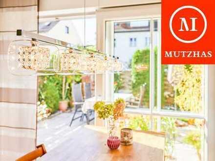 MUTZHAS - Platz wie ein Haus - 5-Zimmer-Wohnung in ruhiger Lage von Trudering