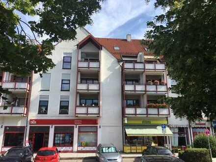 Vermietete 2 ZKB-Wohnung Neusäß-Schmutterpark