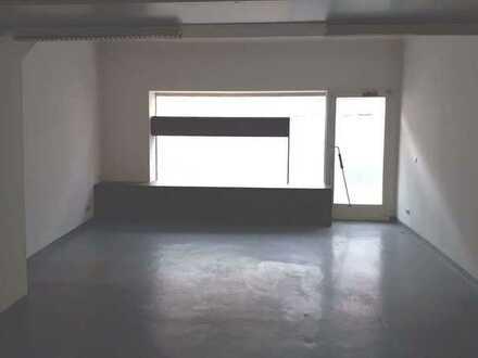 Ladengeschäft/Büro in der Au - 44 m² - großer heller Raum