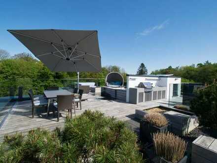 Reserviert!!! Design-Penthaus direkt vom Eigentümer! 3 Zimmer! Dachterrasse!