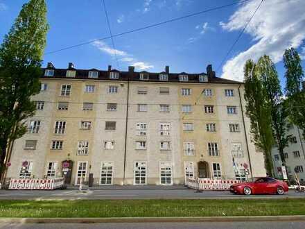 4 Zimmer Wohnung Schwabing WG geeignet