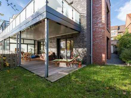 KVBM bietet an: Luxus 3-Zimmer-Wohnung im Herzen von Bad Bentheim - Kauf oder Miete