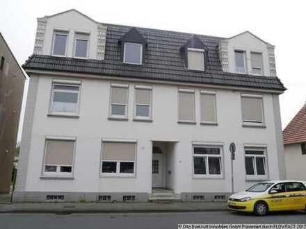 Renovierte Erdgeschoss-Wohnung!