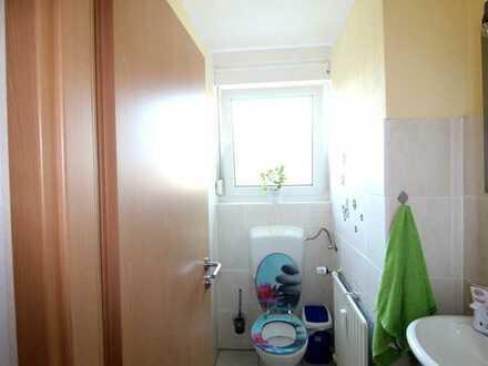 Modernisierte unmöblierte 4-Raum-Wohnung mit Balkon, WC und Einbauküche in Karlsruhe