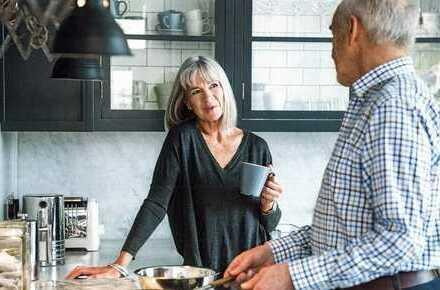 2-Zimmer Mietwohnung für Senioren ab 50 Jahren