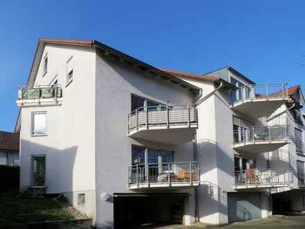 Schöne Maisonette-Wohnung in Kleinsteinbach