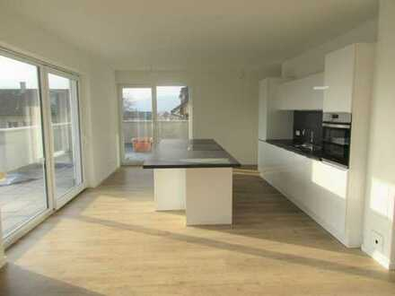 Penthouse-Wohntraum in Gundelsheim