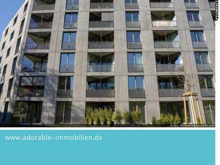 Erstbezug: 2 oder auch 3 Zimmer Eigentumswohnung mit Terrasse und Garten in einem Architektenhaus
