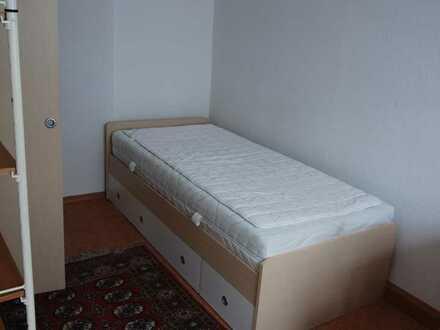 Für Wochenend-Heimfahrer: Kleine, möblierte Singlewohnung im Zentrum von Neustadt b. Coburg